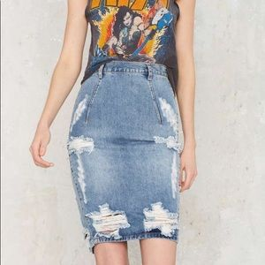 One Teaspoon Freelove Skirt